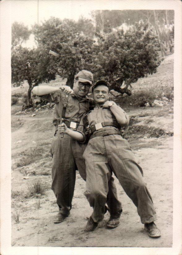 SERVICIO MILITAR - 1968