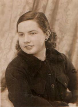 FOTO CARNET MUJER - 1930