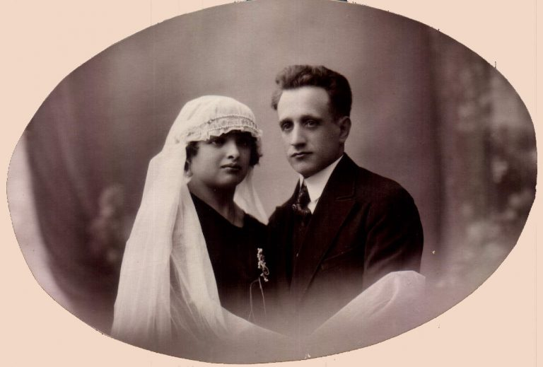Els meus avis (Terrassa) 1925