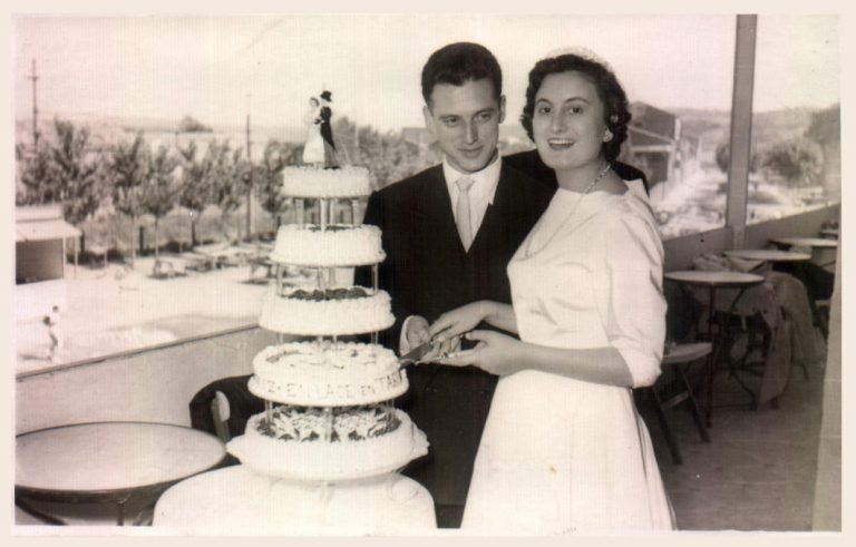 Els meus pares (Terrassa) 1957