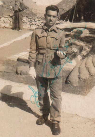 Militar (Ceuta) 1956