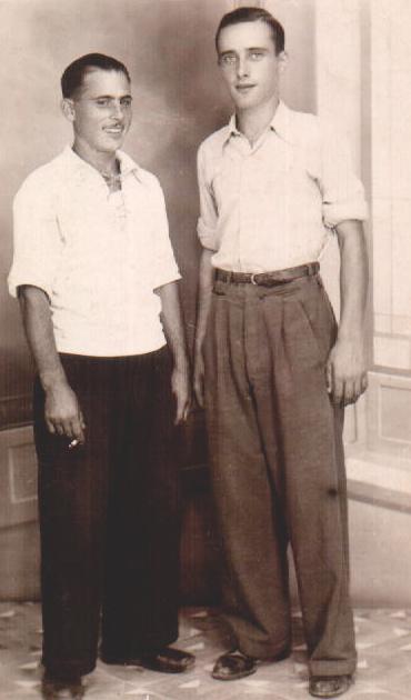 DOS AMIGOS - 1936