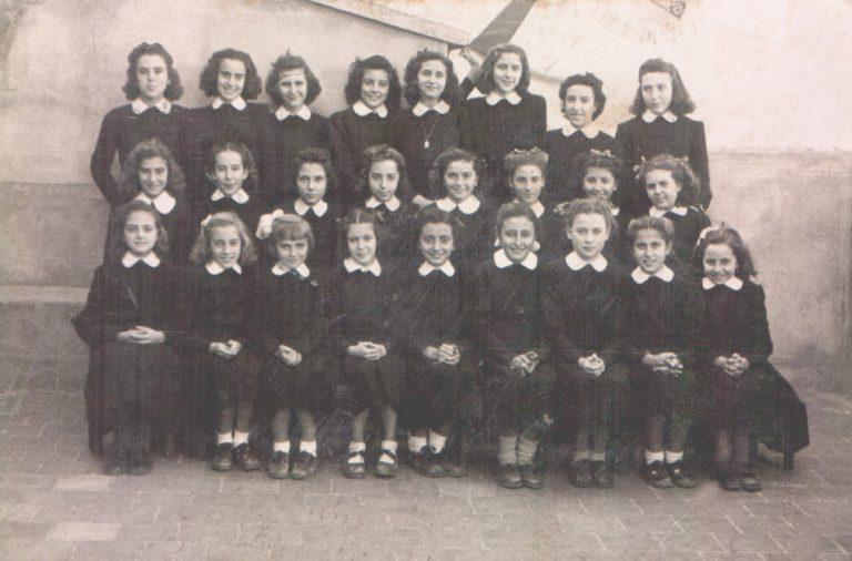Alumnes escola monges de Randa – 1945