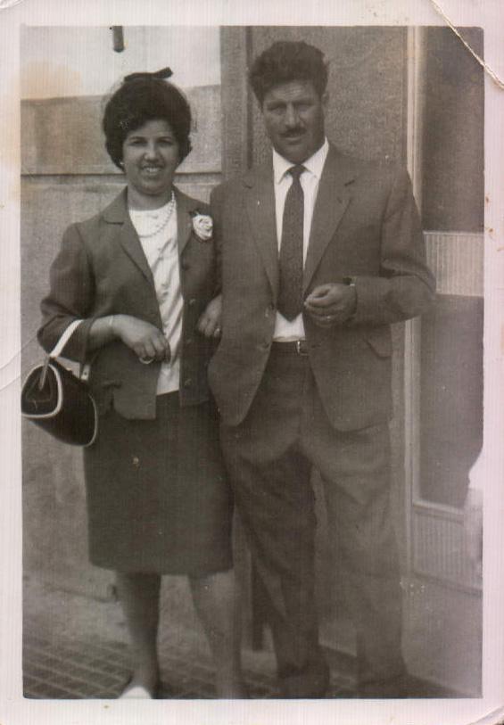PADRE Y MADRE - 1968