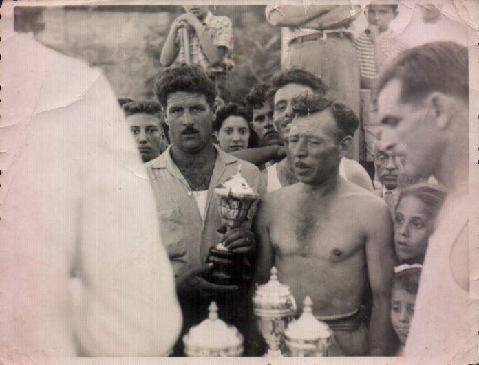 PADRE (CAMPEONATO DE REMO DE SANT PERE) - 1958