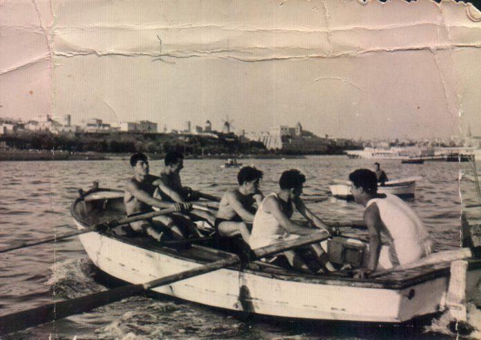 CAMPEONATO DE REMO (FESTES SANT PERE) - 1958