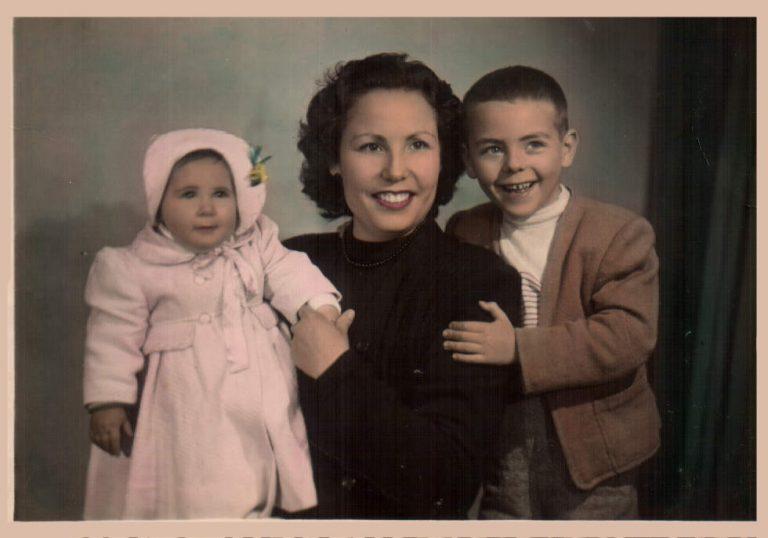 Madre e hijos – 1951
