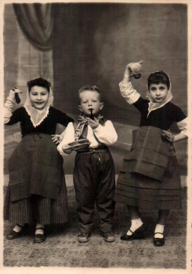 Baile regional – 1957