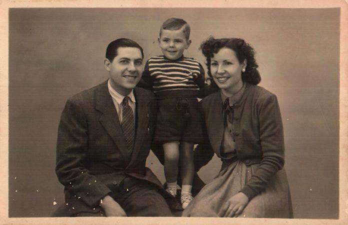 FOTO FAMILIAR - 1949