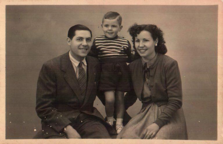 Foto familiar – 1949