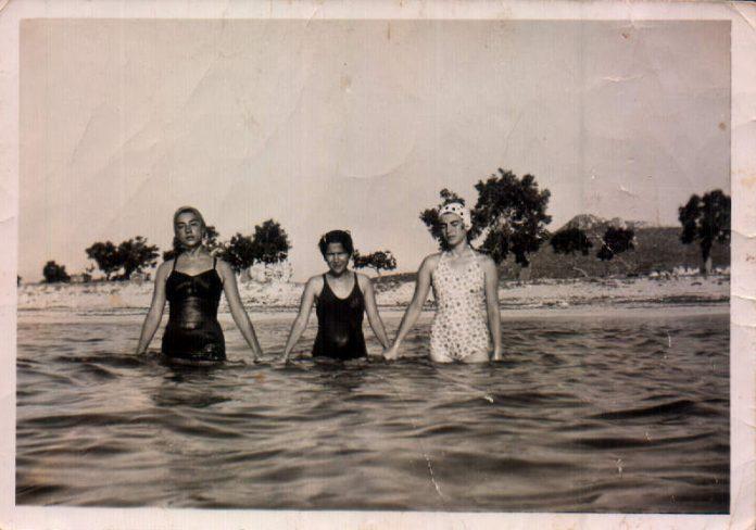 TRES AMIGUES A CALA MILLOR - 1930