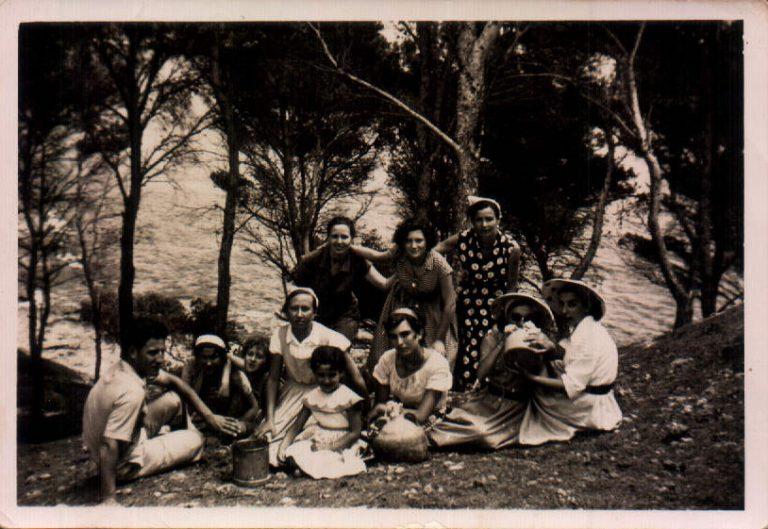Excursió a Canyamel – 1930