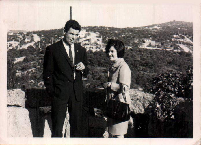 VIATGE A MADRID (GUILLEM I CATALINA) - 1950