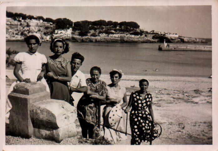 EXCURSIO A PORTO CRISTO - 1940