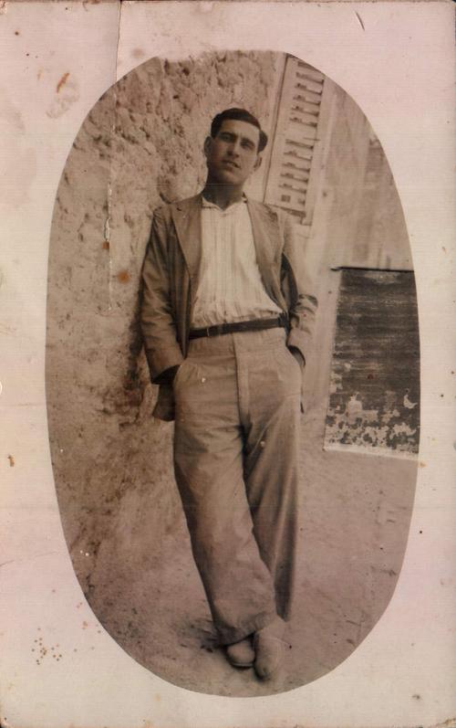 Pedro Galmés – 1920