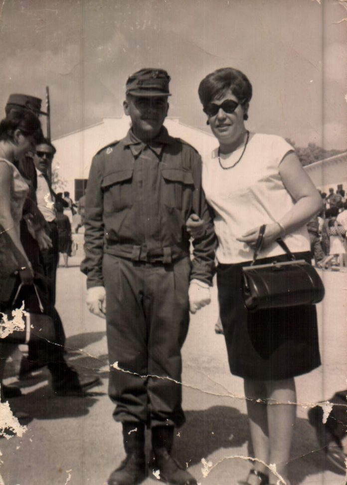 JURA BANDERA PALMA HIJO - 1965