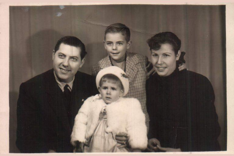 Foto de estudio – 1953