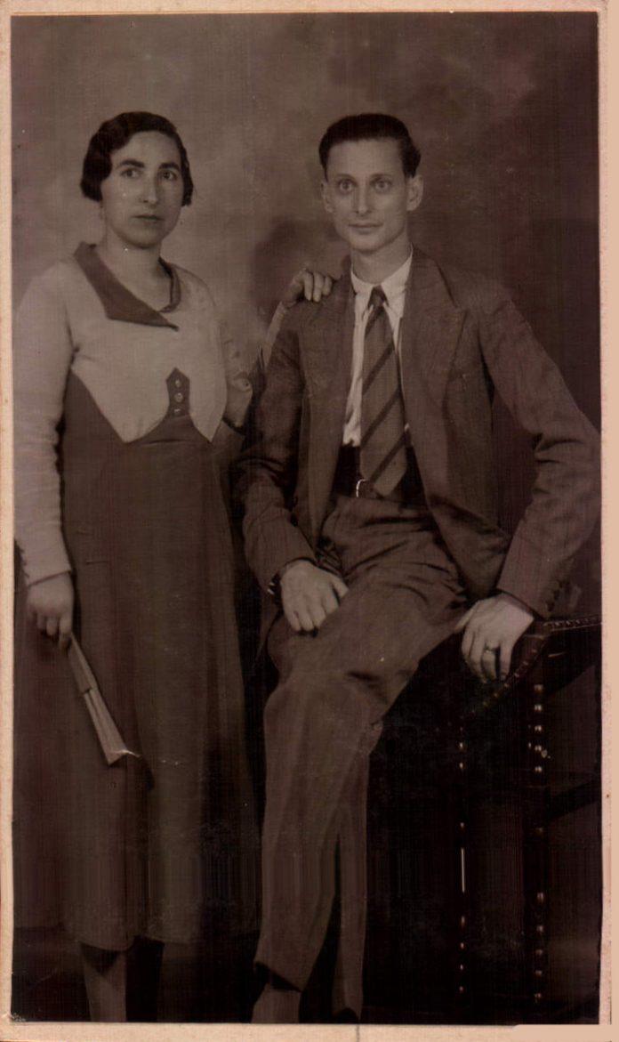 FOTO DE BODA - 1930