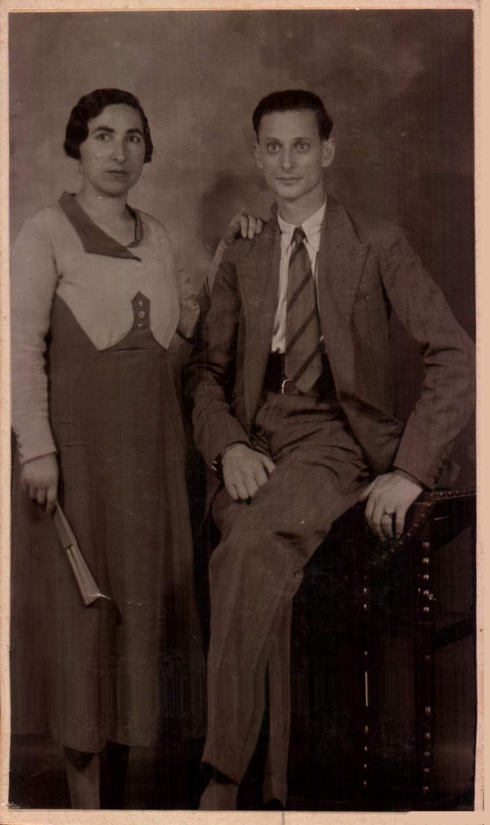 Foto de boda – 1930