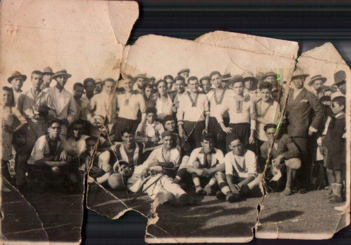 ATCO. BALEARES EN CON CANALS - 1934