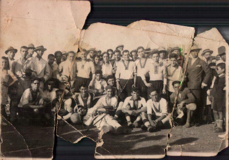 Atco. Baleares en Son Canals – 1934