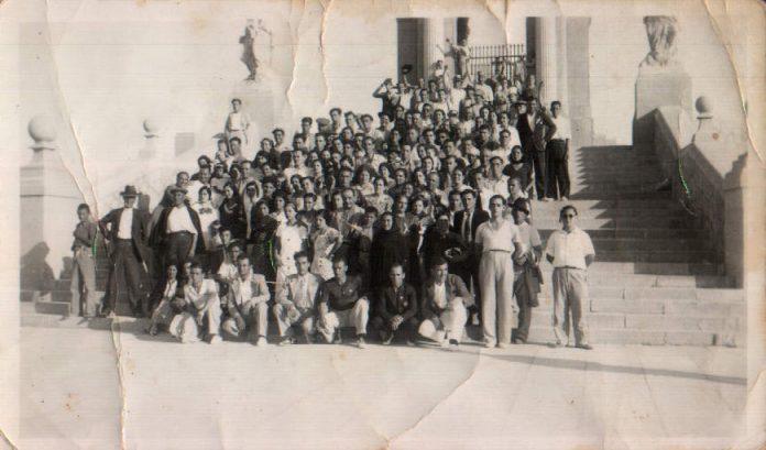 EXCURSION A FELANITX - 1950