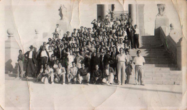 Excursión a Felanitx – 1950