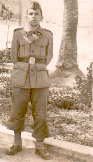 Sirviendo a la patria – 1944