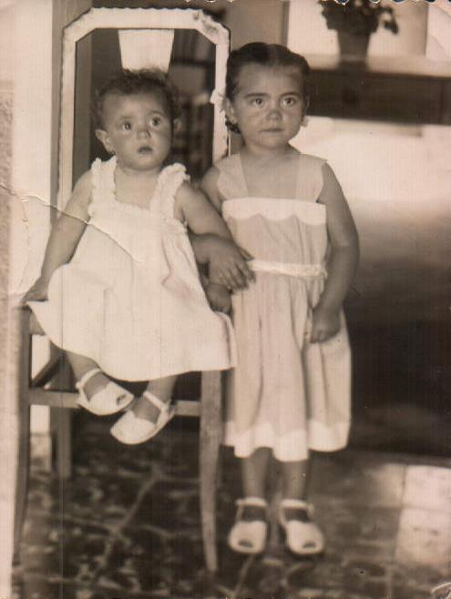 HERMANAS - 1953