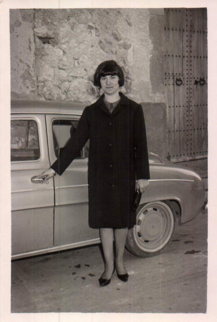 ESTRENO COCHE - 1960