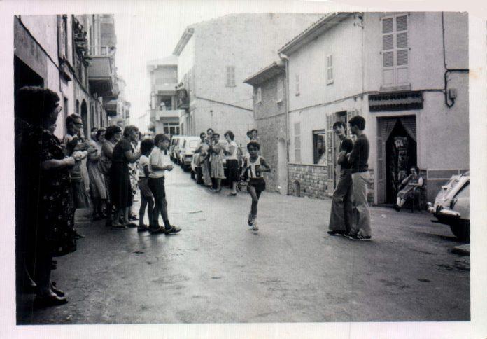 MINI-MARATO, FESTES DE SANT VICTORIA - 1979