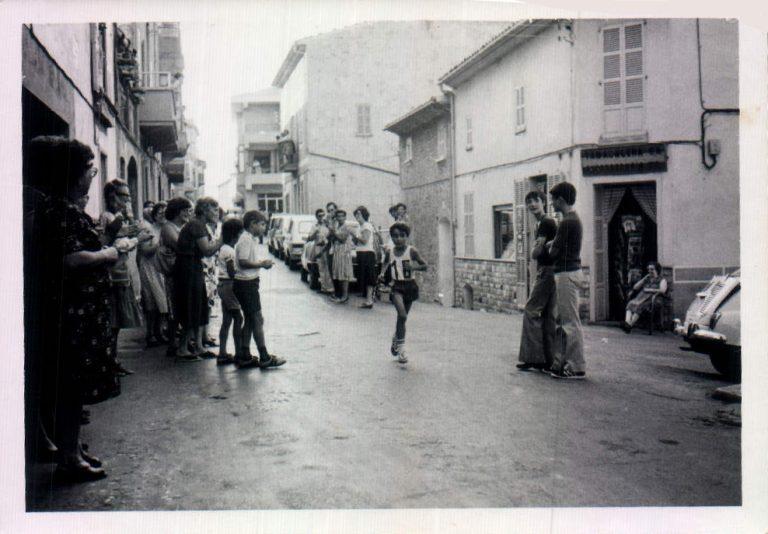 Mini-marató, festes de Sant Victorià – 1979