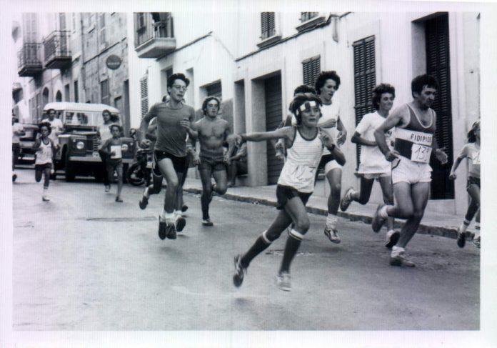 MINI-MARATO FESTES DE SANT VICTORIA - 1980