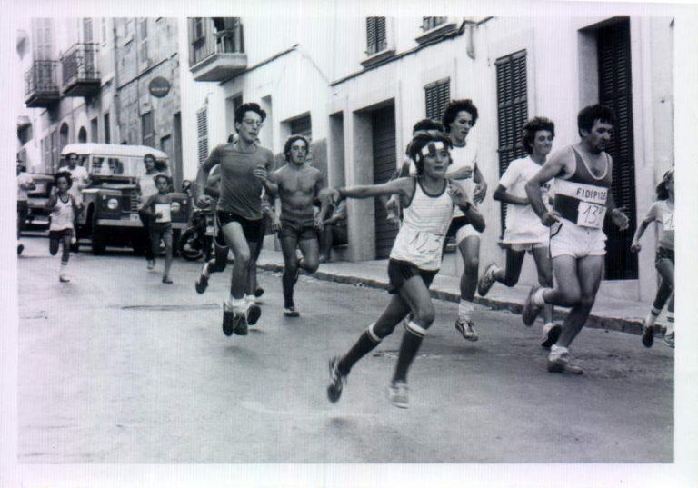 Mini-marató festes de Sant Victorià – 1980