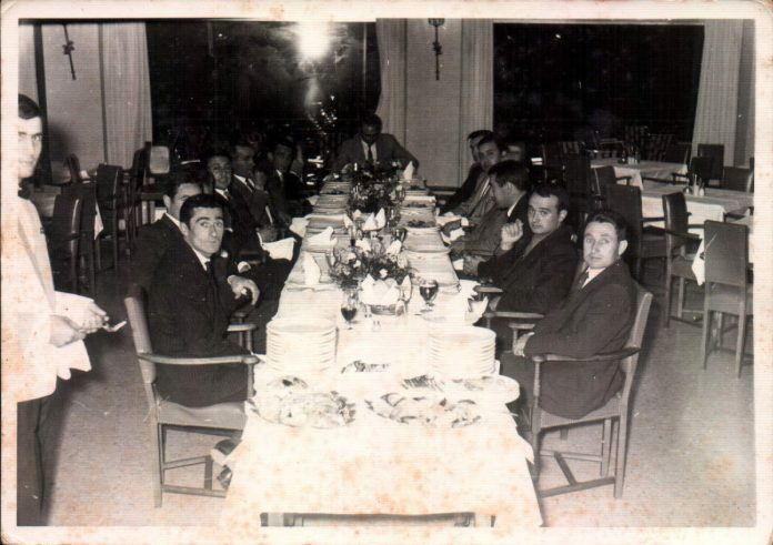 DESPEDIDA SOLTEROS DE CATEGORIA - 1967