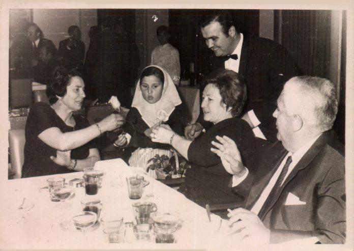 DINAR FAMILIAR H. CASTELL DE MAR - 1970