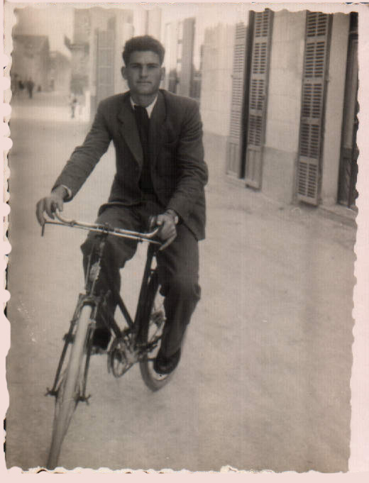 Mateu Portells en Muro – 1947