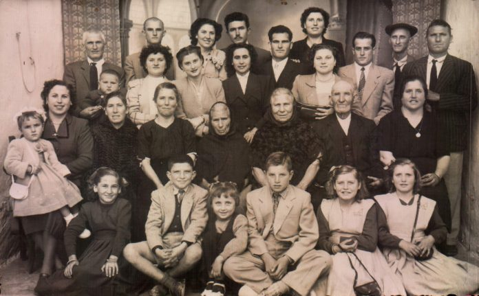 FAMILIA PORTELLS - 1950