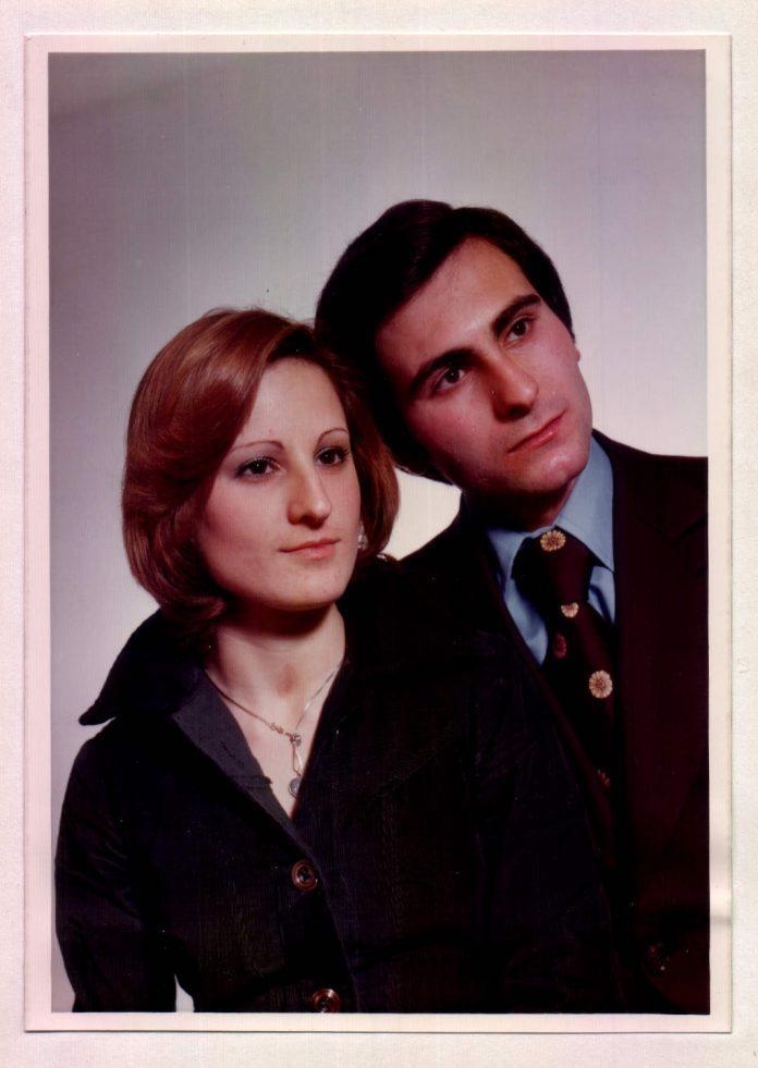 JAUME PORTELLS I M. CARMEN BORDOY - 1976