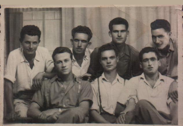 Amigos – 1945
