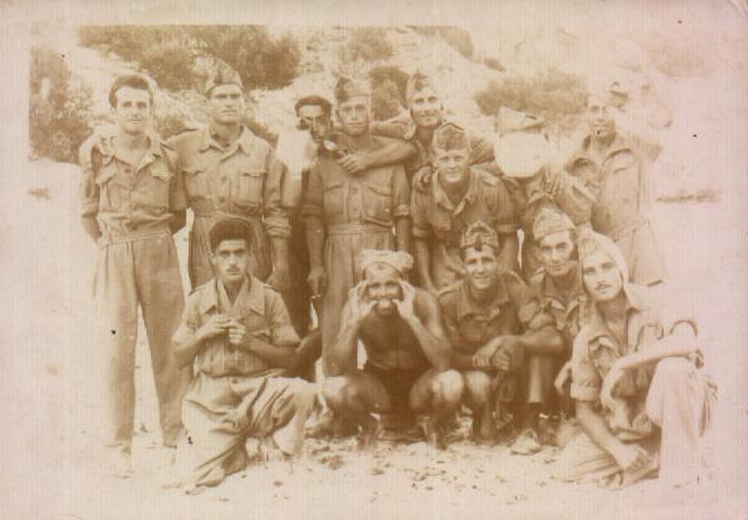 SERVICIO MILITAR - 1941