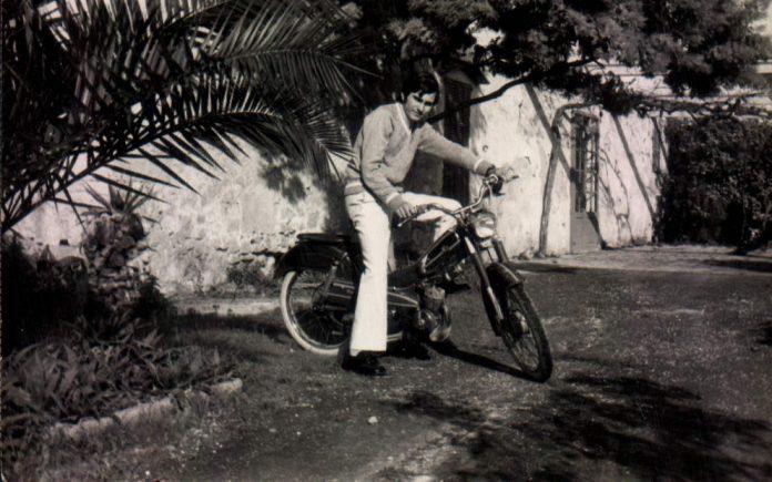 JAIME PORTELLS - MOBILETTE - 1975