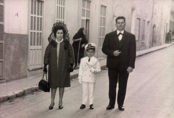 COMUNION - 1962