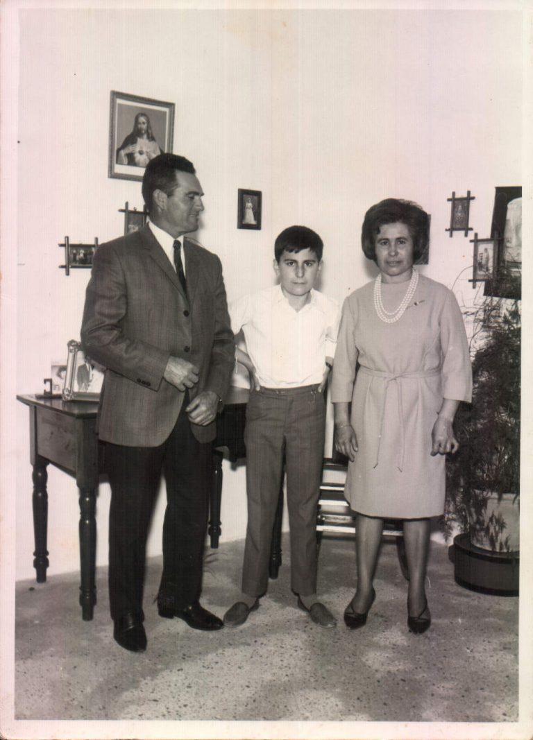 Comunión Jaime Portells – 1962