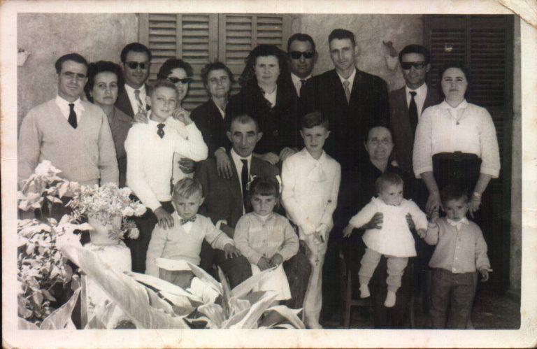 Familia – 1959