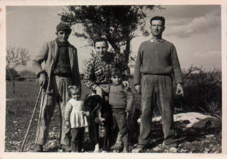 En el campo – 1959