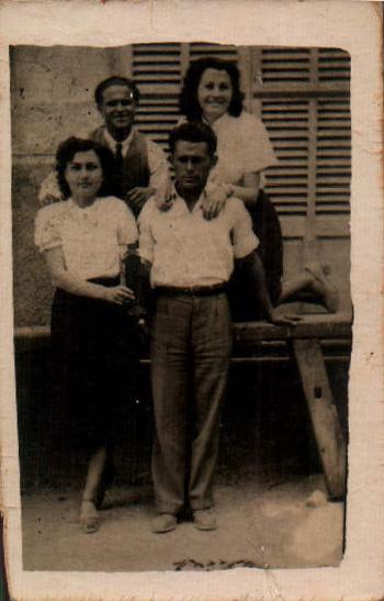Parejas – 1947
