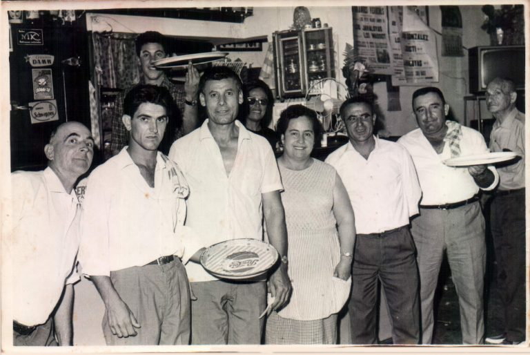 En el bar – 1959