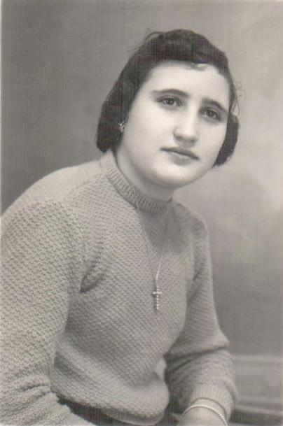 Retrato de joven – 1957