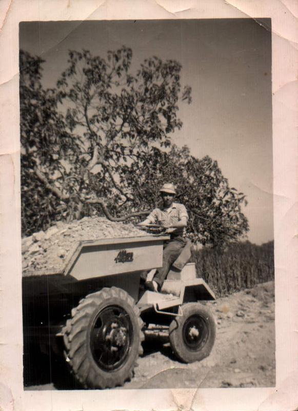 TRABAJADOR - 1950